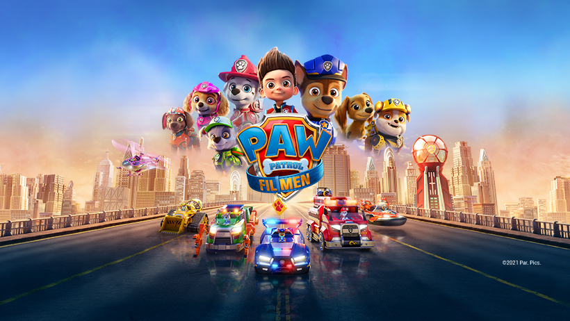 Read more about the article Paw Patrol: Filmen