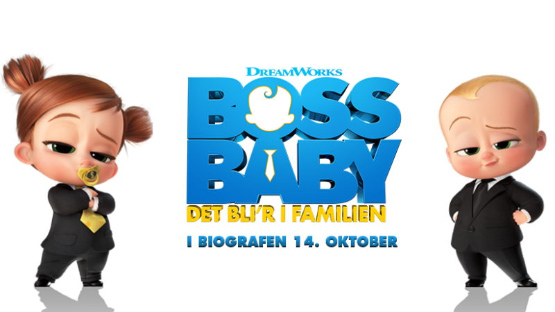 Boss Baby 2 - FB banner