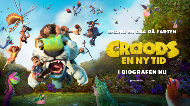 Croods - En ny tid - FB cover banner (i bio nu)