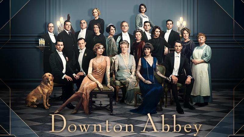 Downton abbey film facebook banner