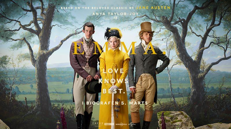 Emma film - Facebook cover