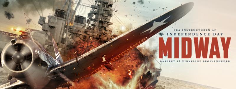 Midway film facebook banner
