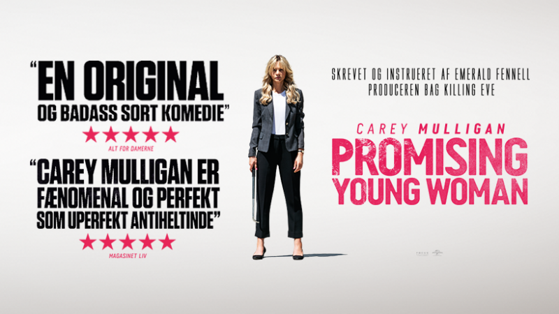 promising young woman film - Facebook banner