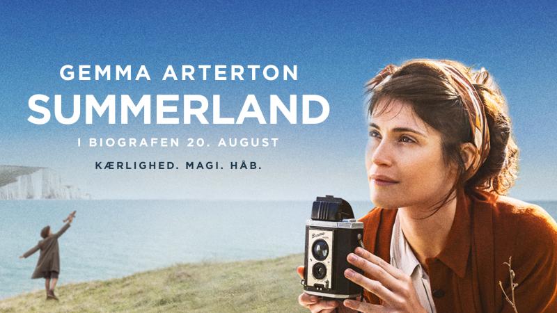 Summerland - Facebook cover banner