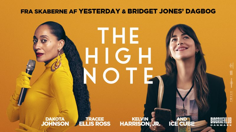 The High Note FB banner