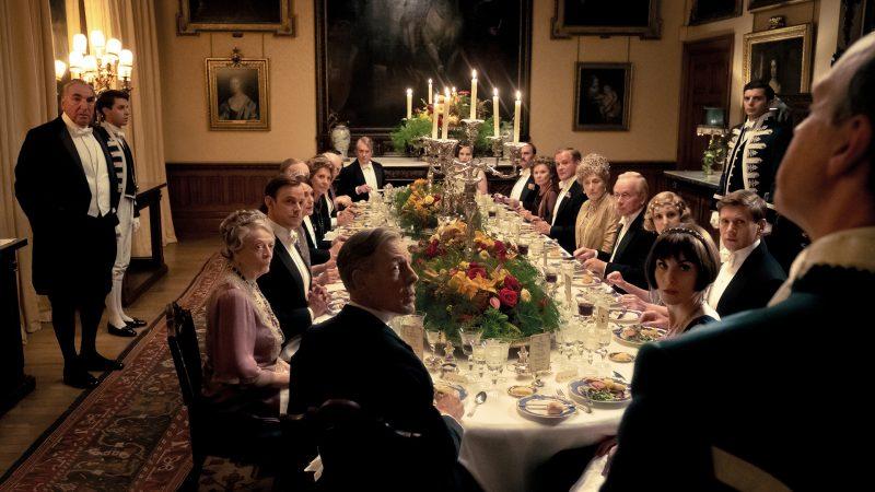 Downton abbey film billede